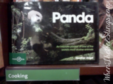 Panda Cookbook